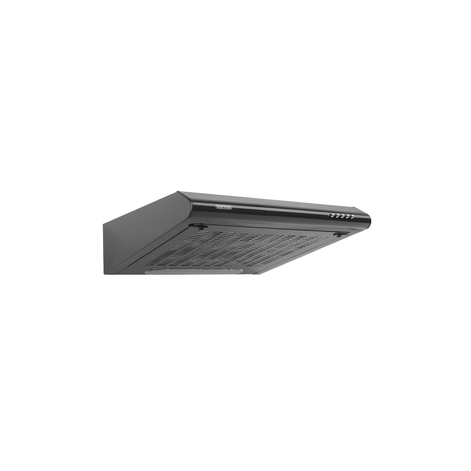 Вытяжка кухонная ELEYUS Vizor 60 BL Черный изображение 3