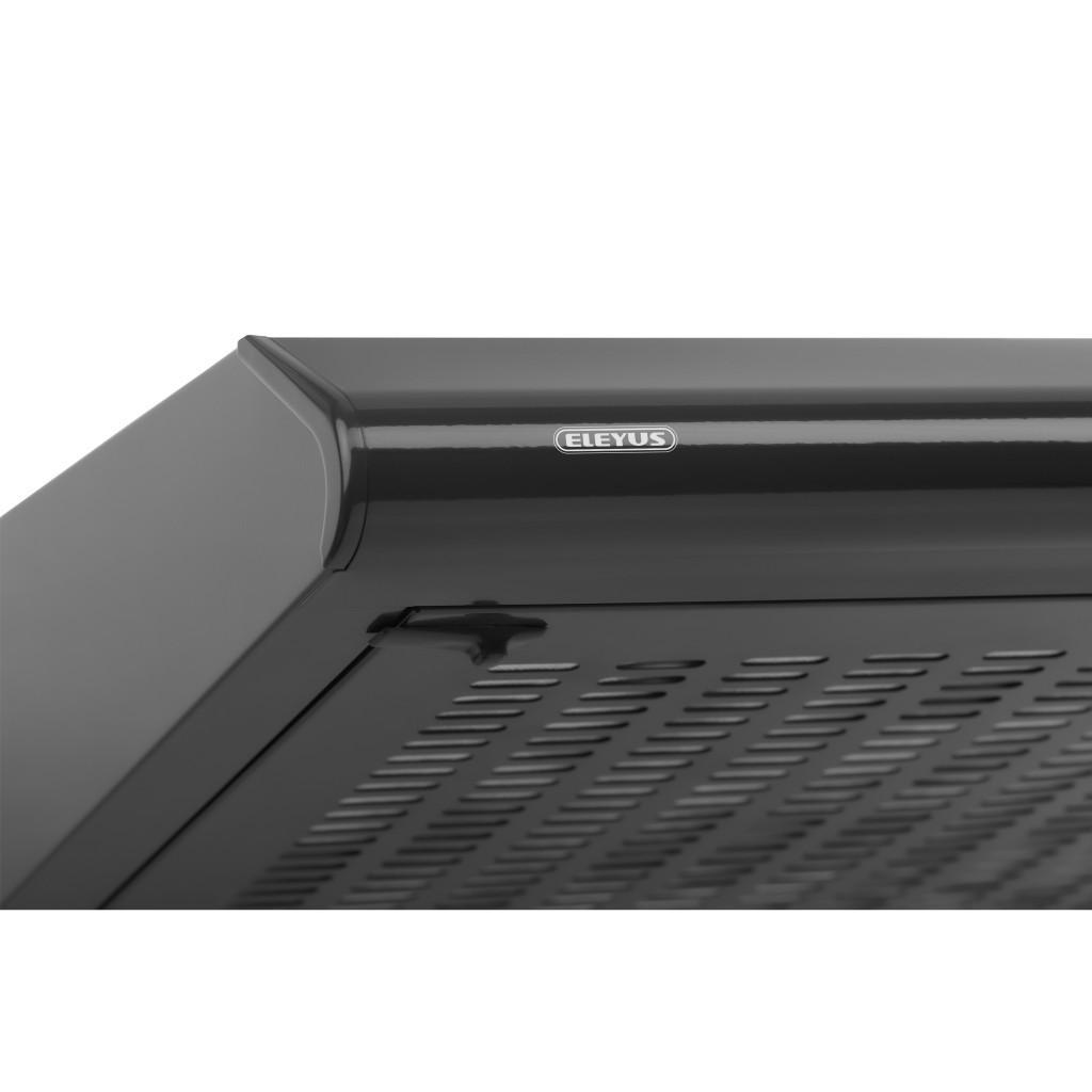 Вытяжка кухонная ELEYUS Vizor 60 BL Черный изображение 5
