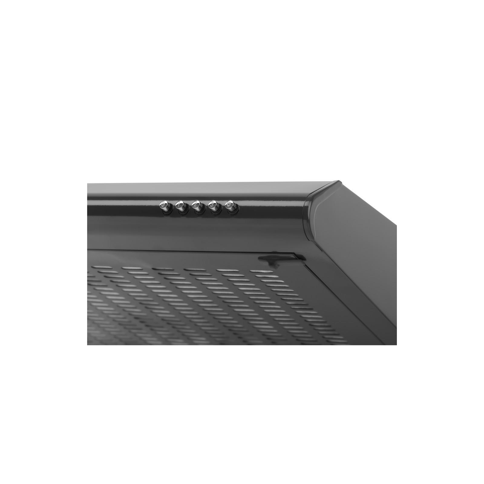 Вытяжка кухонная ELEYUS Vizor 60 BL Черный изображение 6