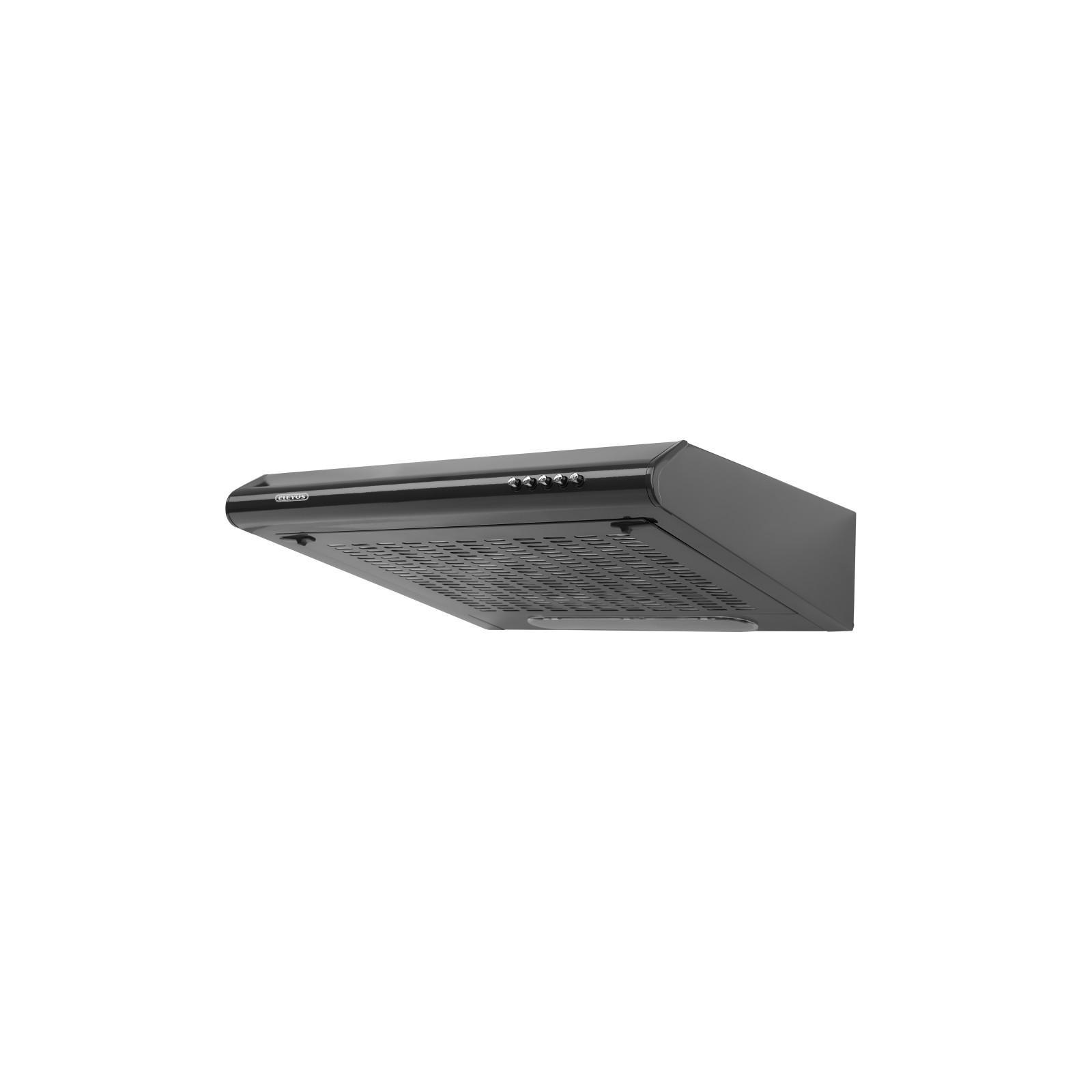 Вытяжка кухонная ELEYUS Vizor 60 BL Черный