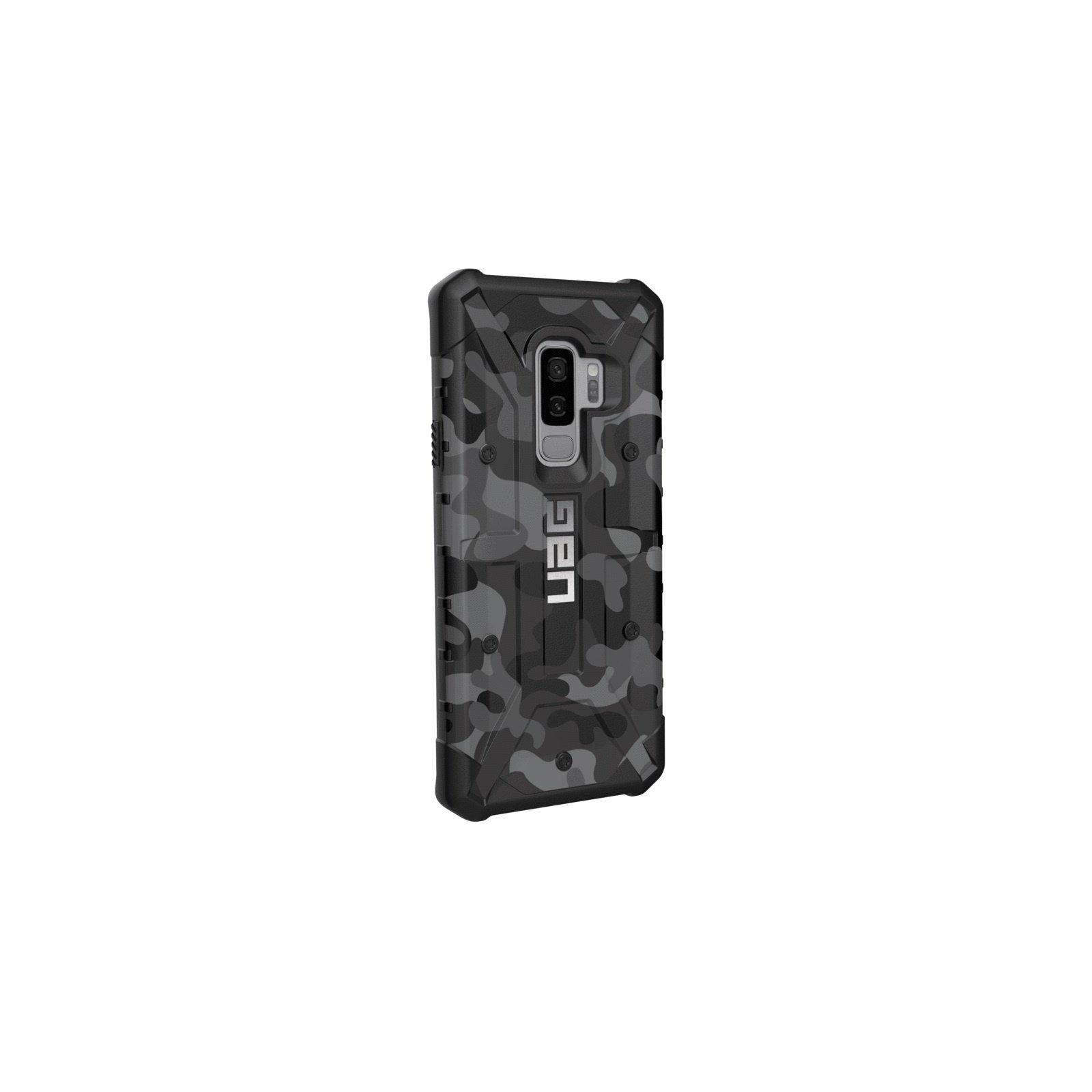 Чехол для моб. телефона Urban Armor Gear Galaxy S9+ Pathfinder Camo Gray/Black (GLXS9PLS-A-BC) изображение 2