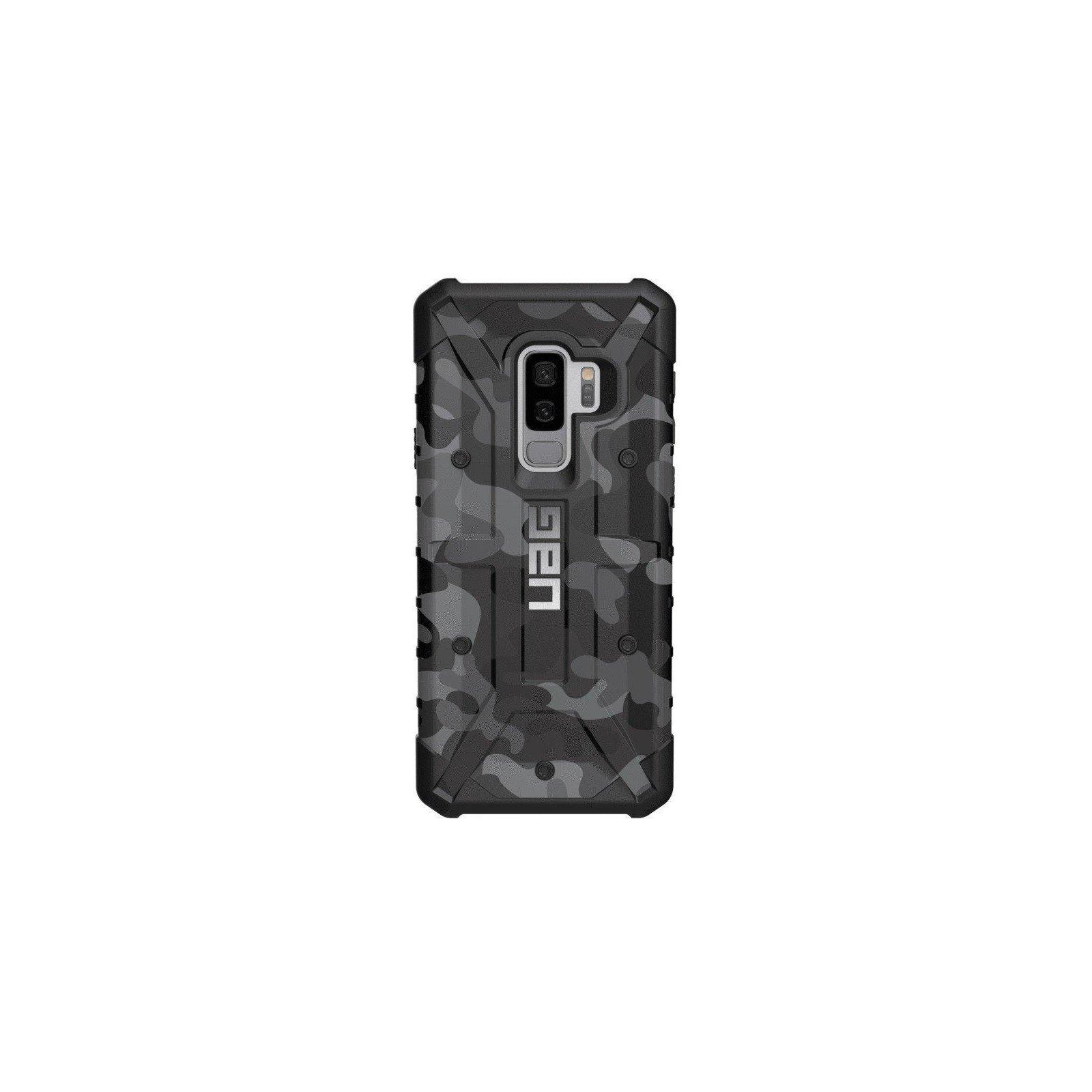 Чехол для моб. телефона Urban Armor Gear Galaxy S9+ Pathfinder Camo Gray/Black (GLXS9PLS-A-BC)