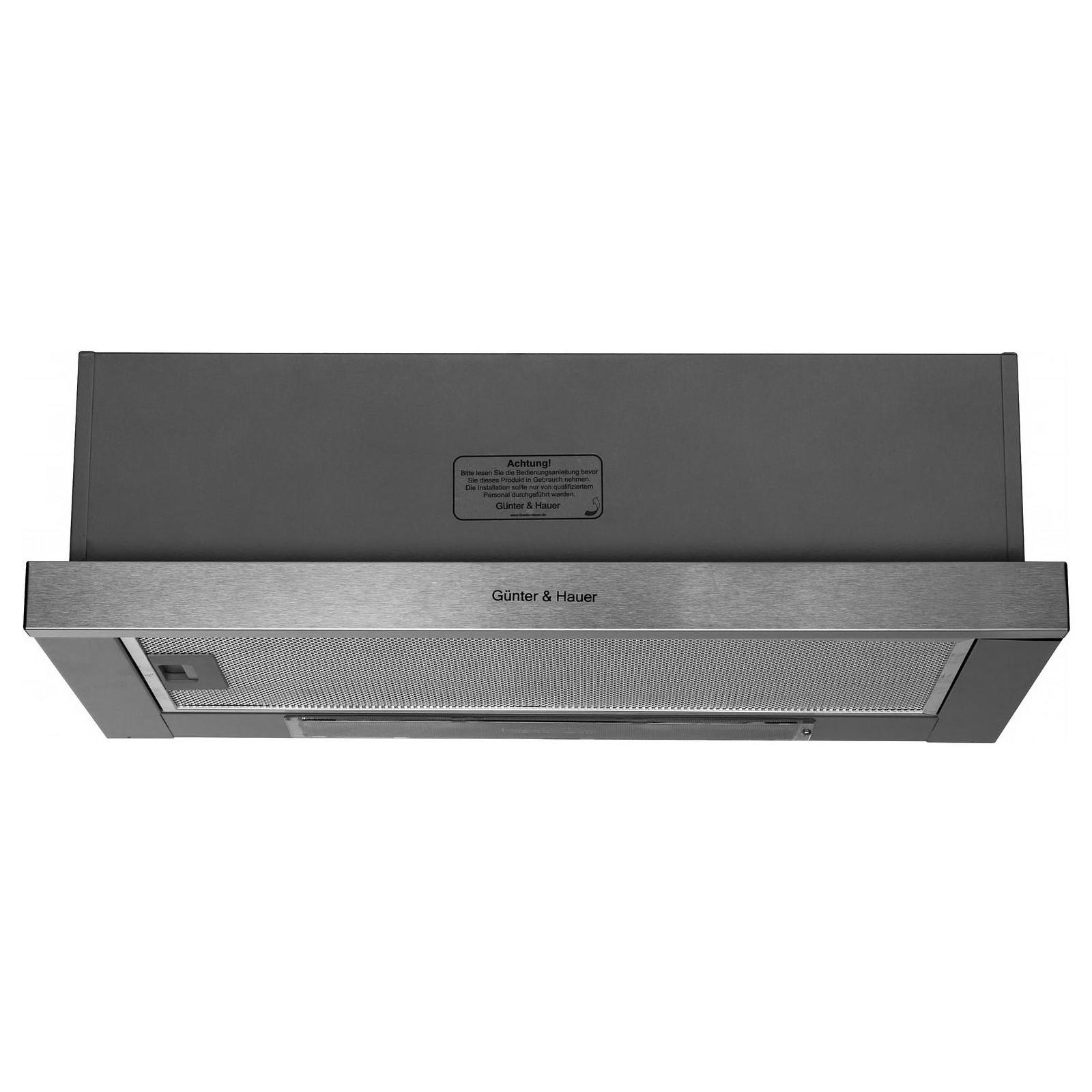 Вытяжка кухонная GUNTER&HAUER AGNA 560 IX изображение 2