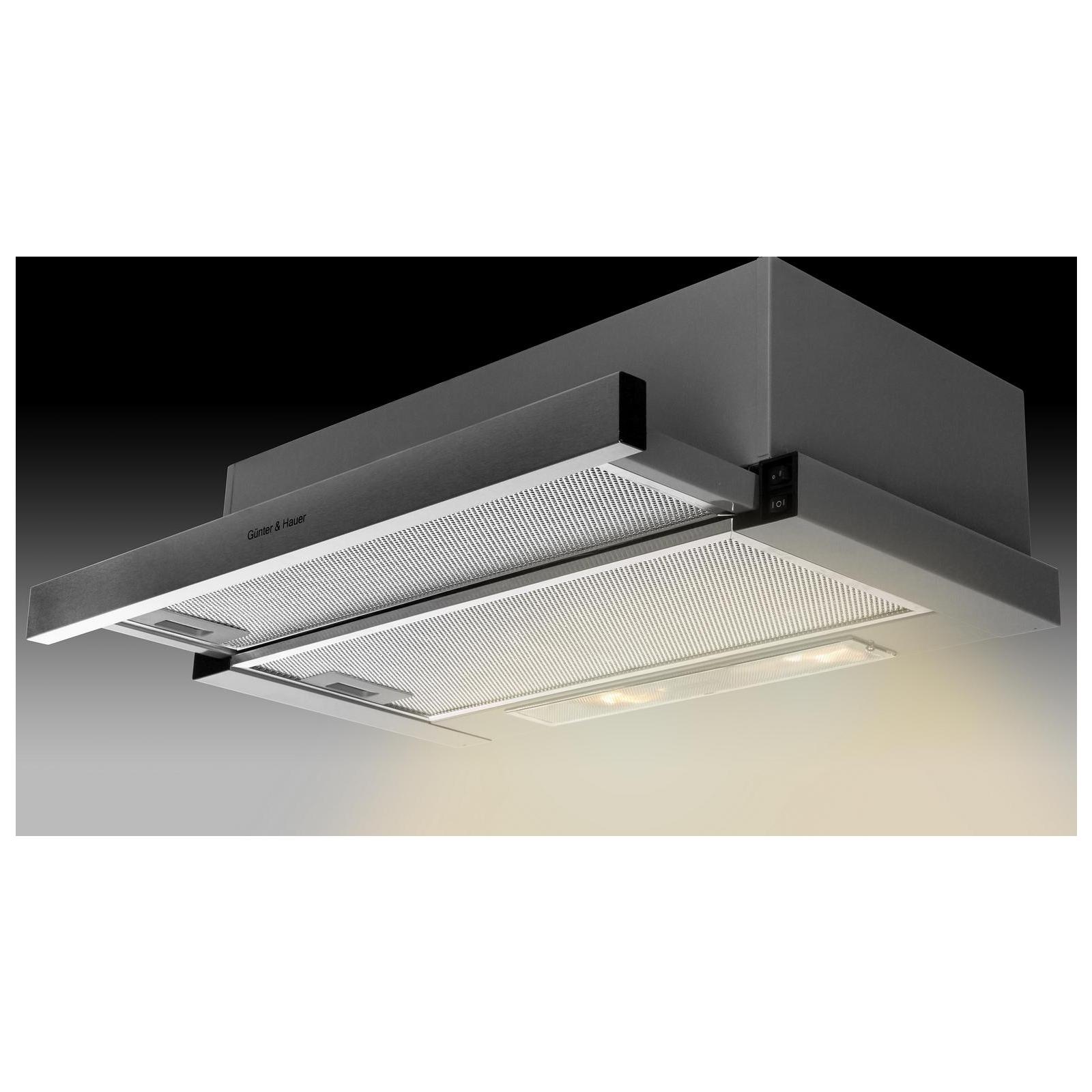 Вытяжка кухонная GUNTER&HAUER AGNA 560 IX изображение 4