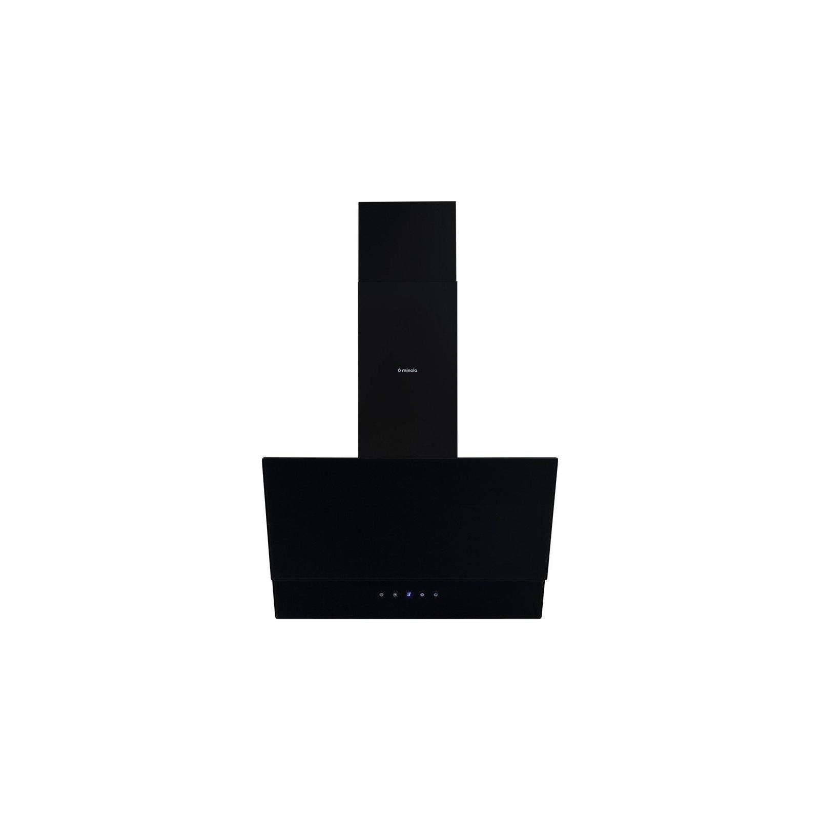 Вытяжка кухонная MINOLA HVS 6642 BL 1000 LED изображение 2