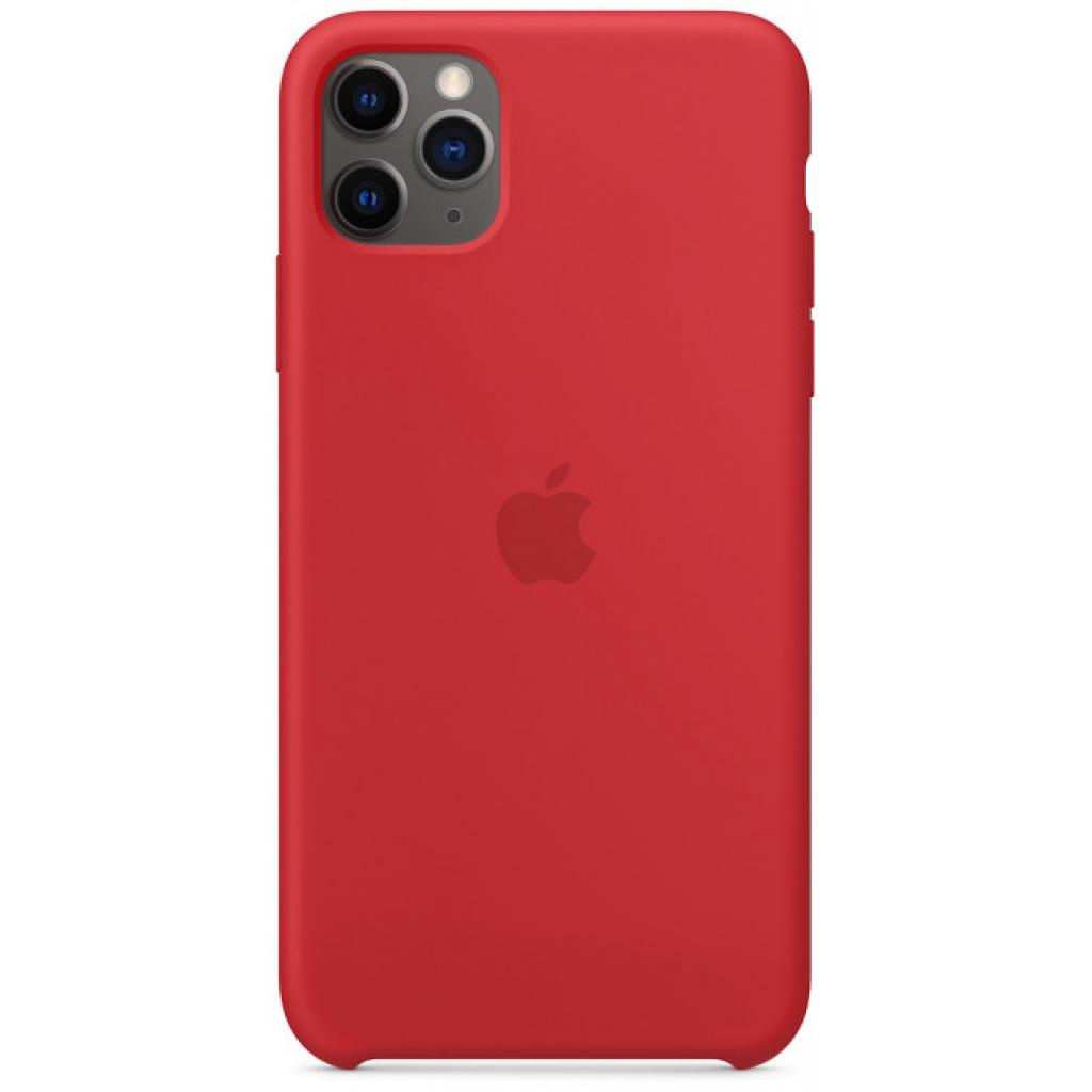 Чехол для моб. телефона Apple iPhone 11 Pro Max Silicone Case - Pine Green (MX012ZM/A)