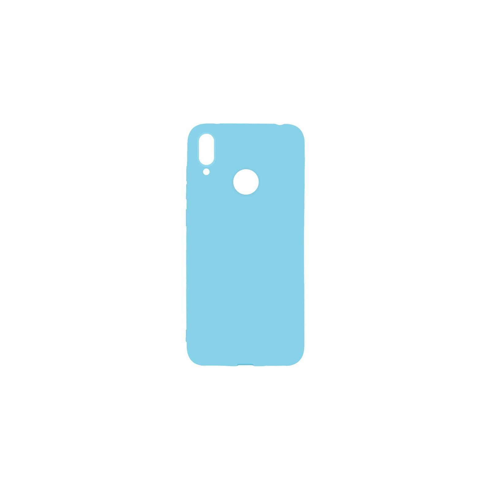Чехол для моб. телефона Toto 1mm Matt TPU Case Huawei Y7 2019 Ocean Blue (F_94006)