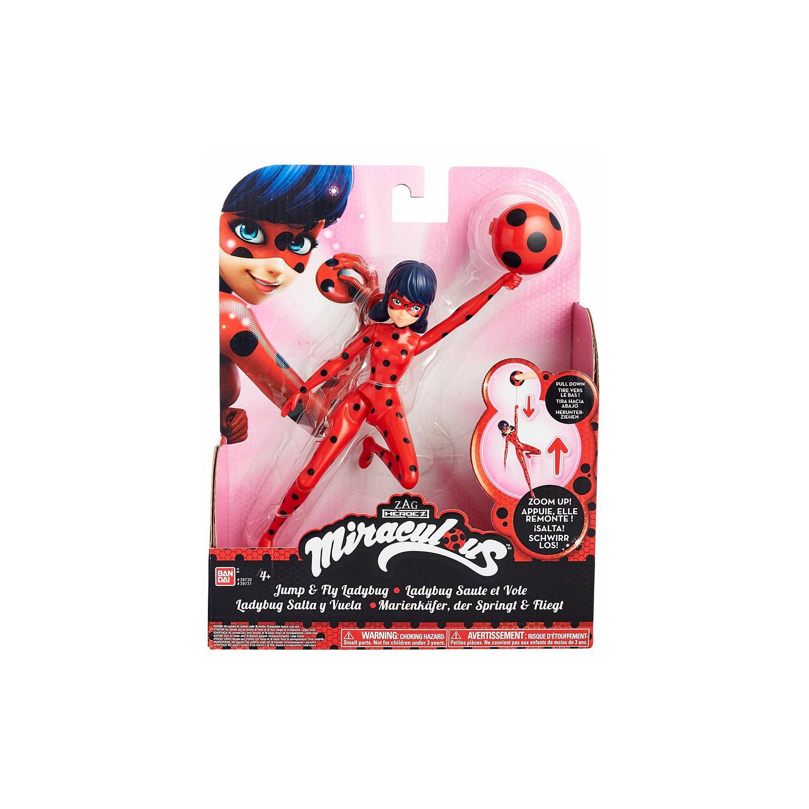Кукла Miraculous удесная Леди Баг 19 см с аксессуаром (39731) изображение 3