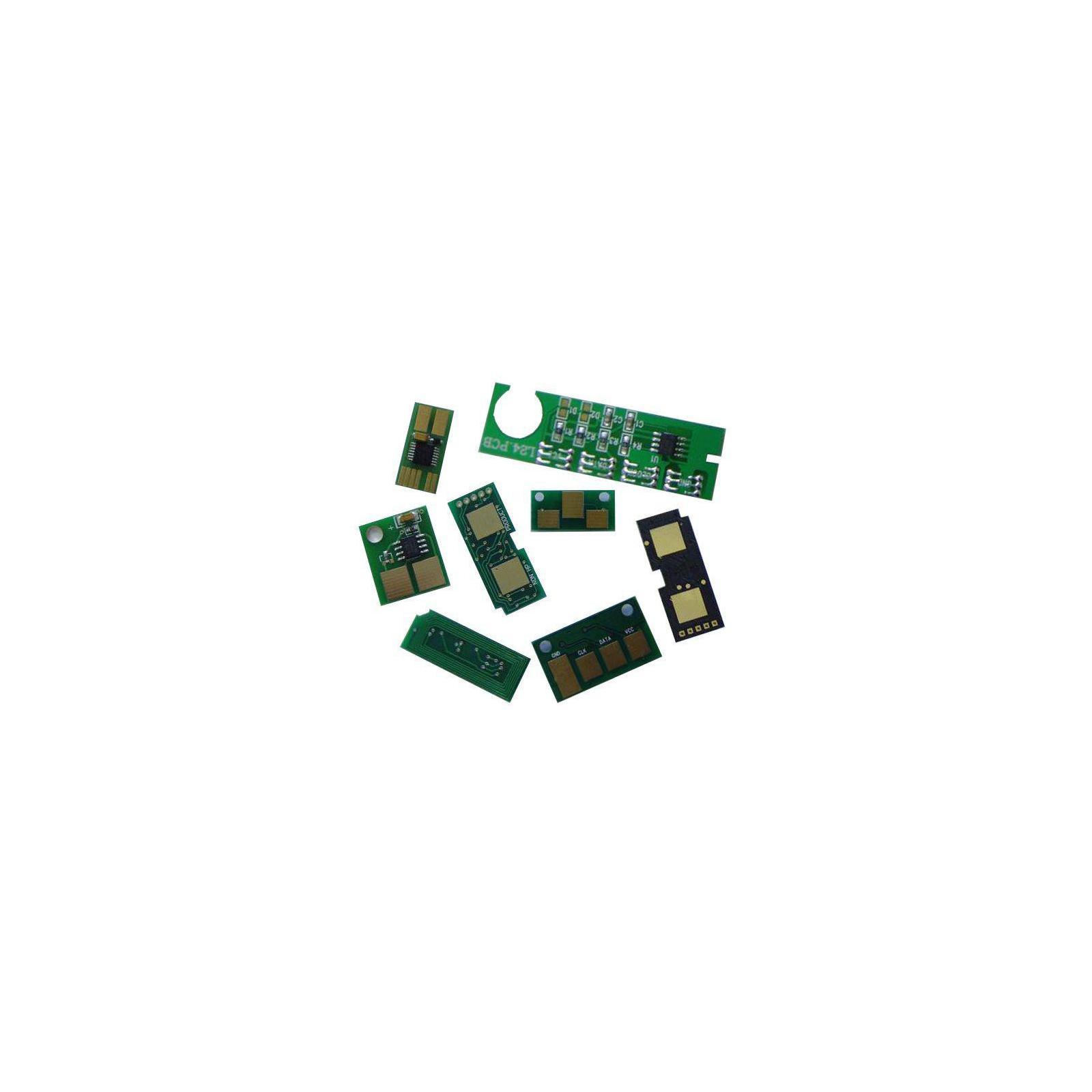 Чип для картриджа EPSON T0802 ДЛЯ R265/P50 CYAN Apex (CHIP-EPS-T0802-C)