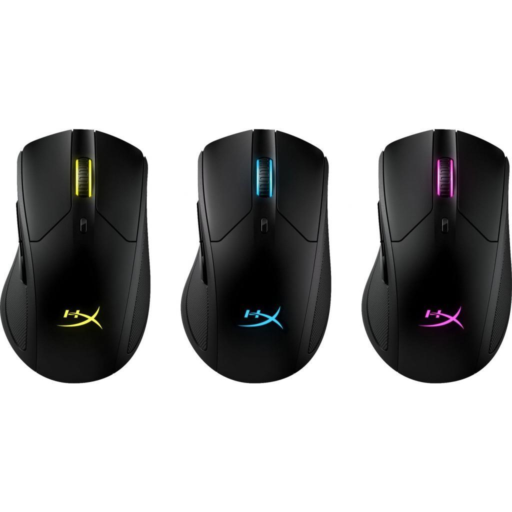 Мишка HyperX Pulsefire Dart Wireless Gaming Black (HX-MC006B) зображення 9