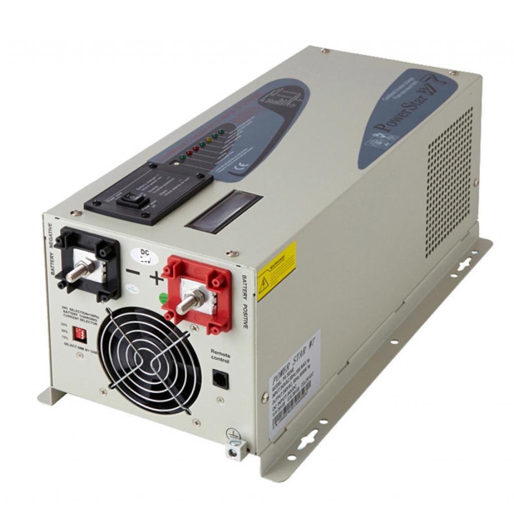 Автомобильный инвертор Sumry 12V/24V/48V PSW7-3000 3000 Вт (NV820030) изображение 2