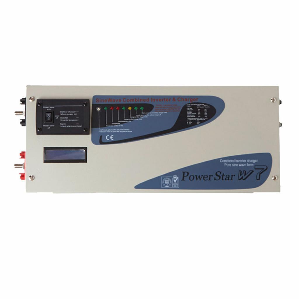 Автомобильный инвертор Sumry 12V/24V/48V PSW7-3000 3000 Вт (NV820030)