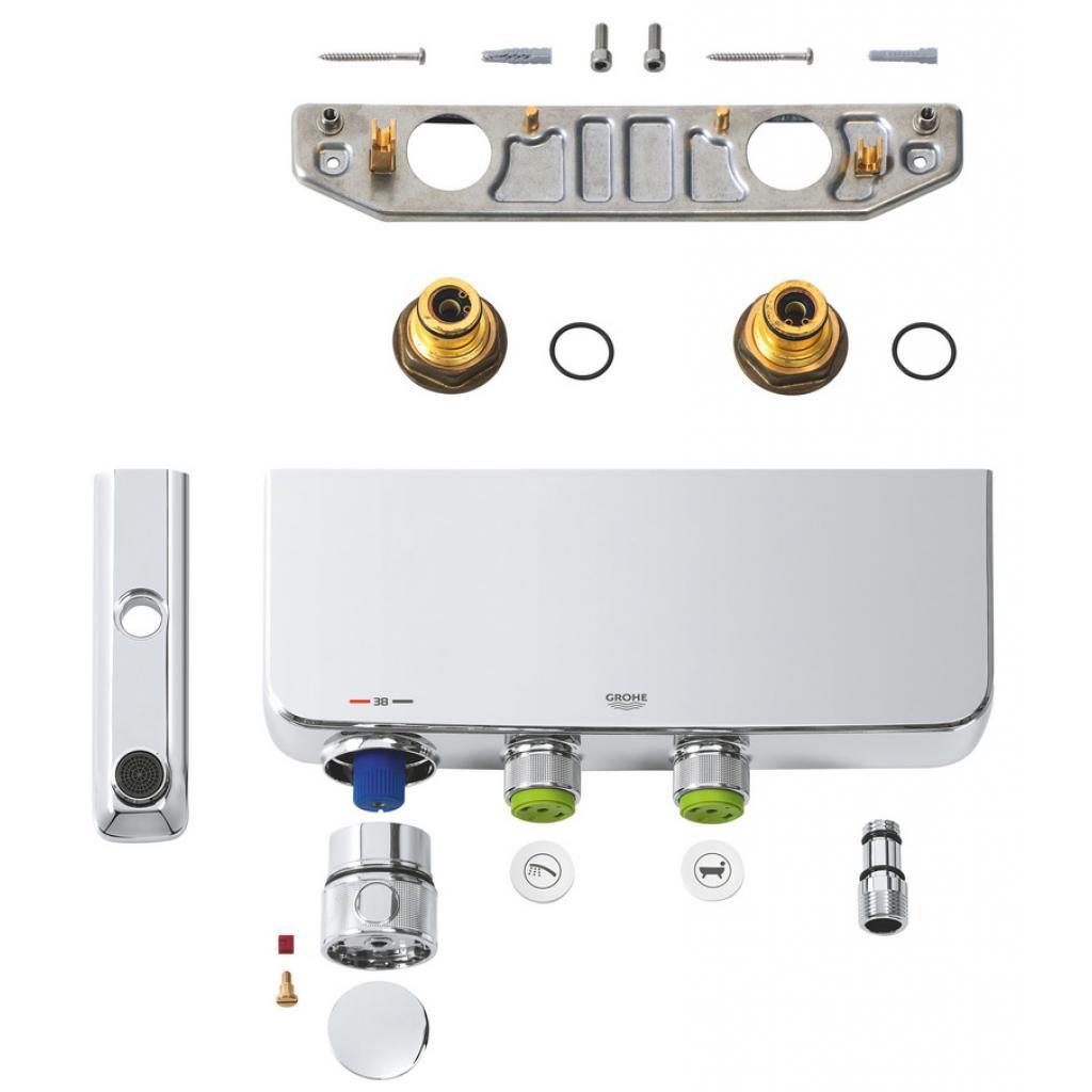 Термостатический смеситель Grohe GRT (34718000) изображение 3