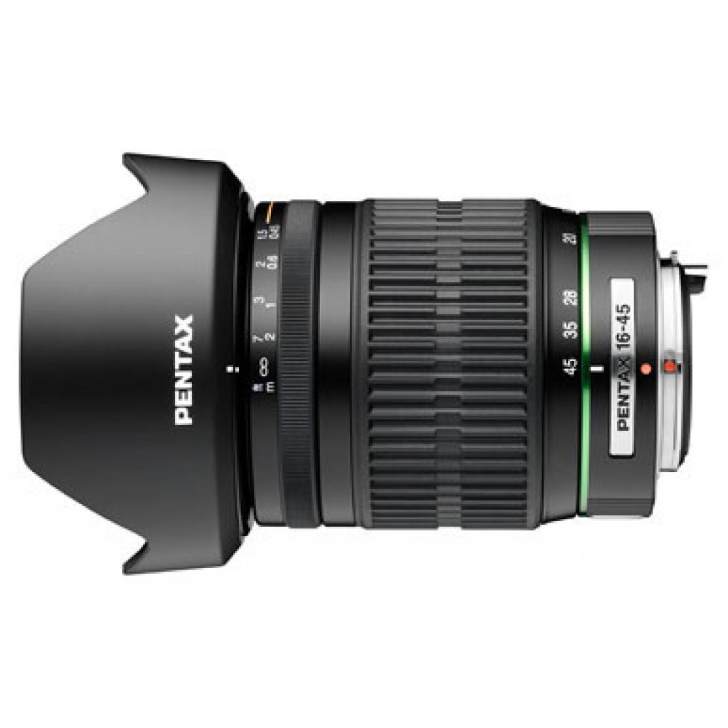 Объектив SMC DA 16-45mm f/ 4 ED AL Pentax (21507)