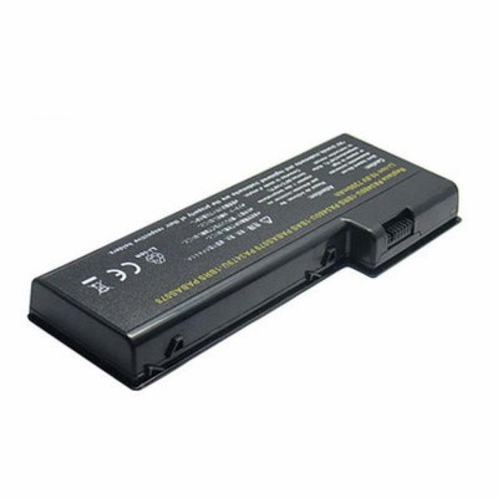 Аккумулятор для ноутбука Toshiba PA3480U-1BRS Satellite P100 BatteryExpert (PA3480U L 78)