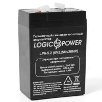 Батарея к ИБП LogicPower 6В 5.2 Ач (2570)