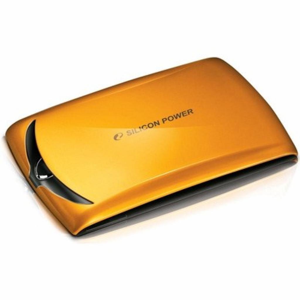 "Внешний жесткий диск 2.5"" 500GB Silicon Power (SP500GBPHDS10S3O)"