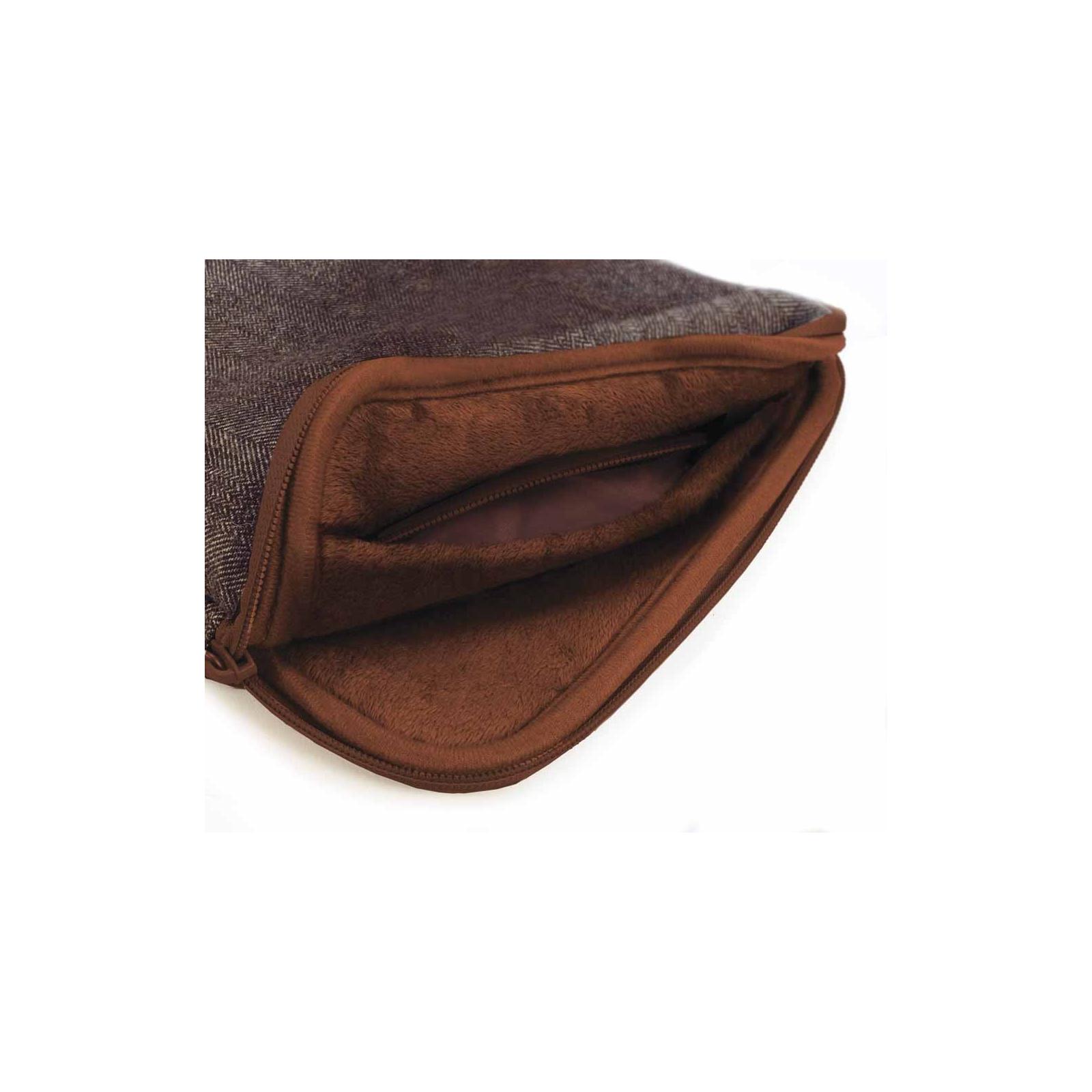 Чехол для планшета Tuff-Luv 7 Herringbone Tweed Brown (A3_18) изображение 2