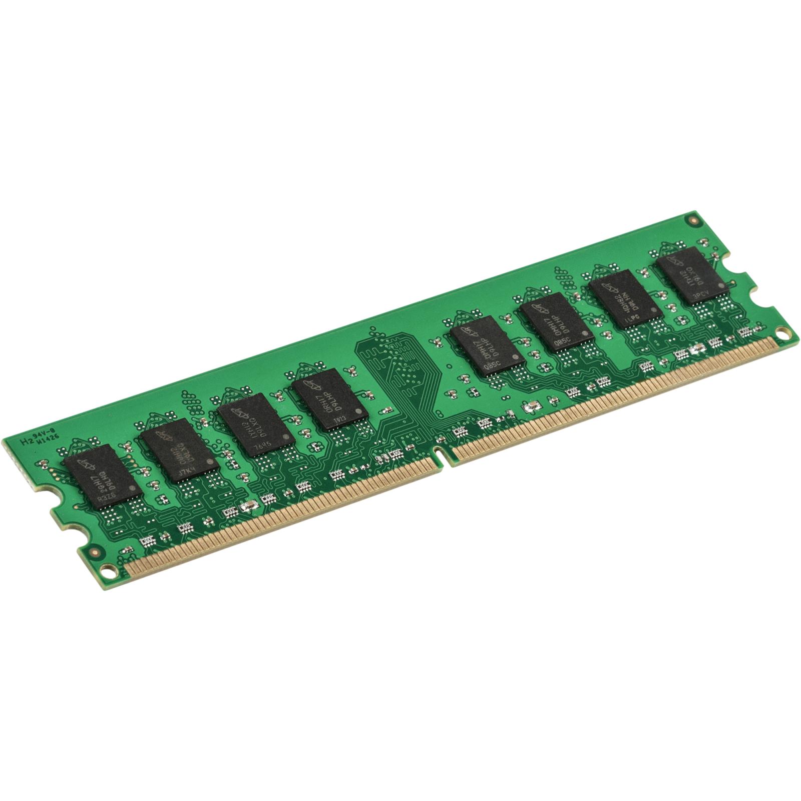 Модуль памяти для компьютера eXceleram DDR2 2GB 800 MHz (E20101A) изображение 2