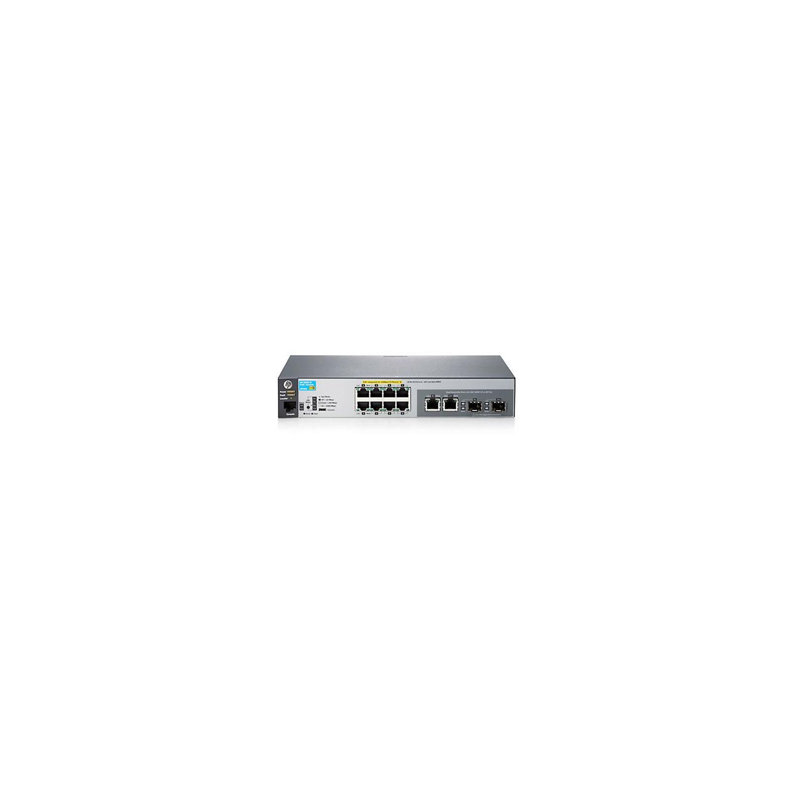 Коммутатор сетевой HP 2530-8-PoE+ (J9780A)