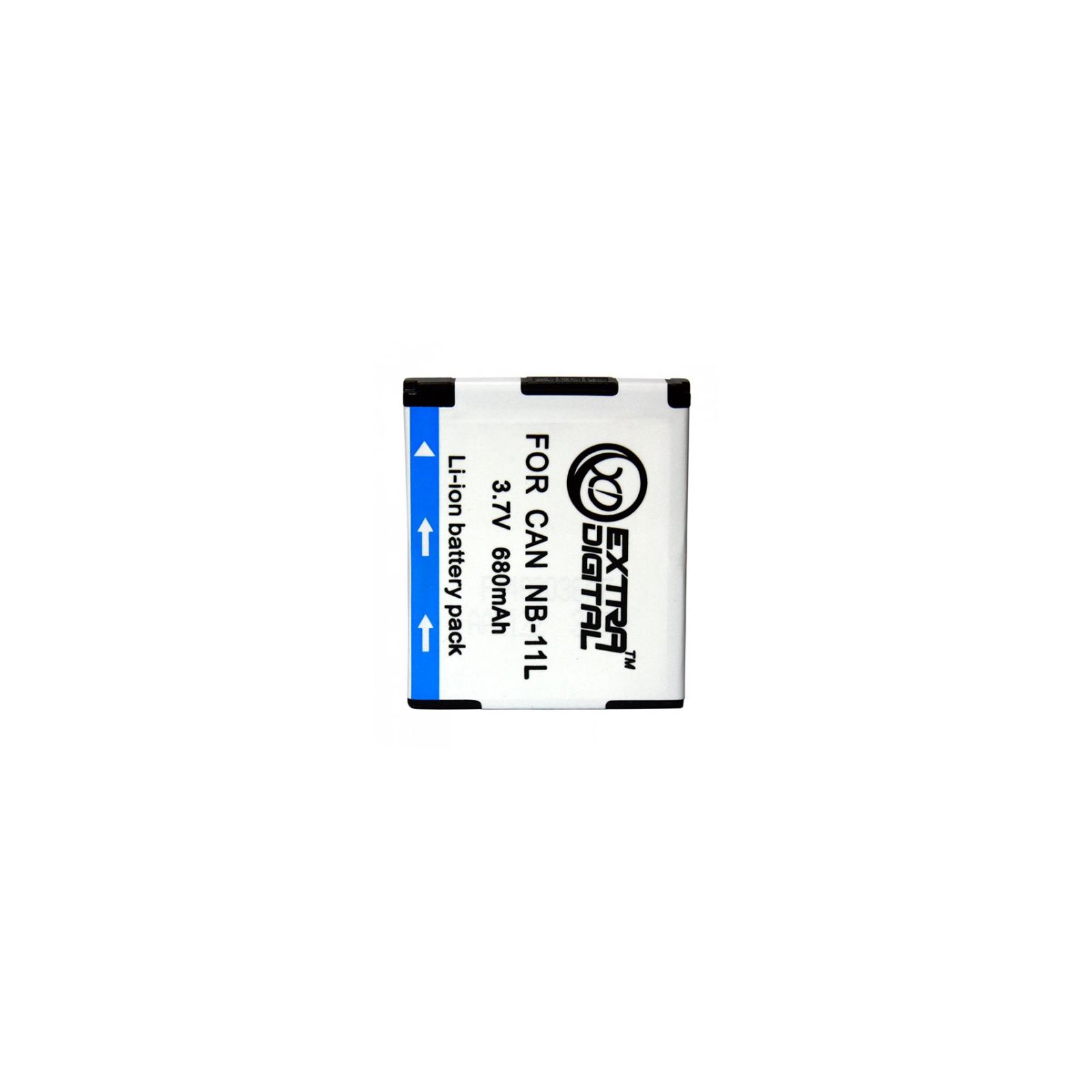 Аккумулятор к фото/видео EXTRADIGITAL Canon NB-11L (DV00DV1367)