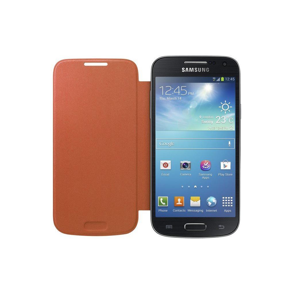 Чехол для моб. телефона Samsung I9195 S4 mini/Orange/Flip Cover (EF-FI919BOEGWW) изображение 3