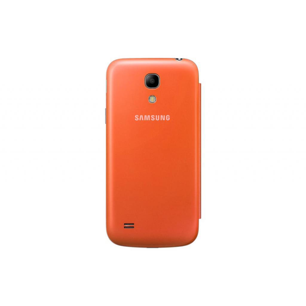 Чехол для моб. телефона Samsung I9195 S4 mini/Orange/Flip Cover (EF-FI919BOEGWW) изображение 4