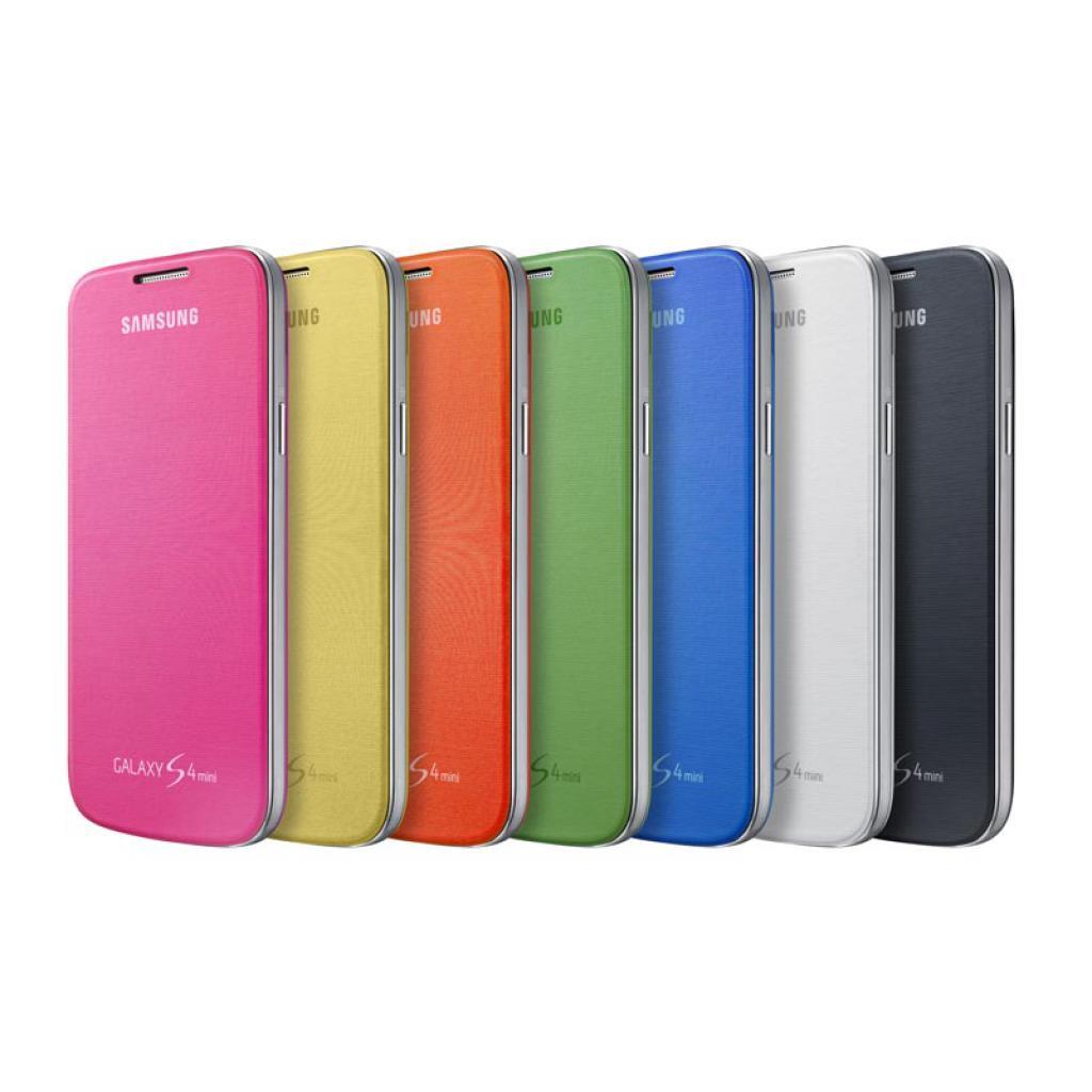 Чехол для моб. телефона Samsung I9195 S4 mini/Orange/Flip Cover (EF-FI919BOEGWW) изображение 6