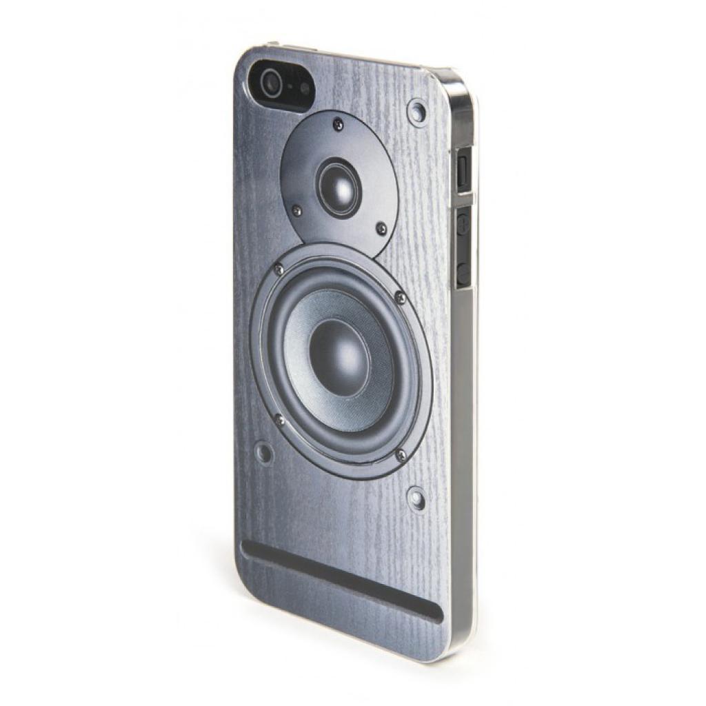 Чехол для моб. телефона Tucano iPhone 5/5S Delikatessen back cover (IPH5-D-AL) изображение 2
