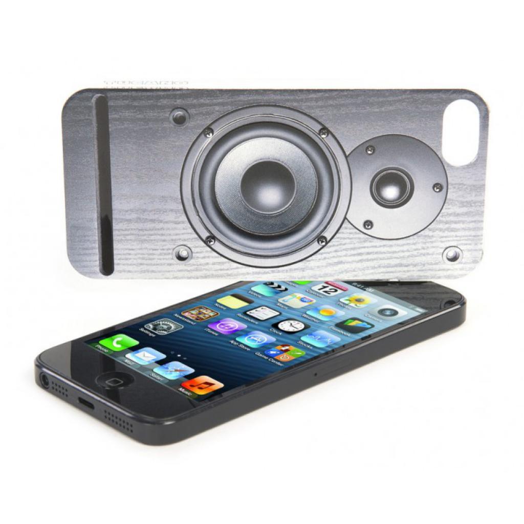 Чехол для моб. телефона Tucano iPhone 5/5S Delikatessen back cover (IPH5-D-AL) изображение 3