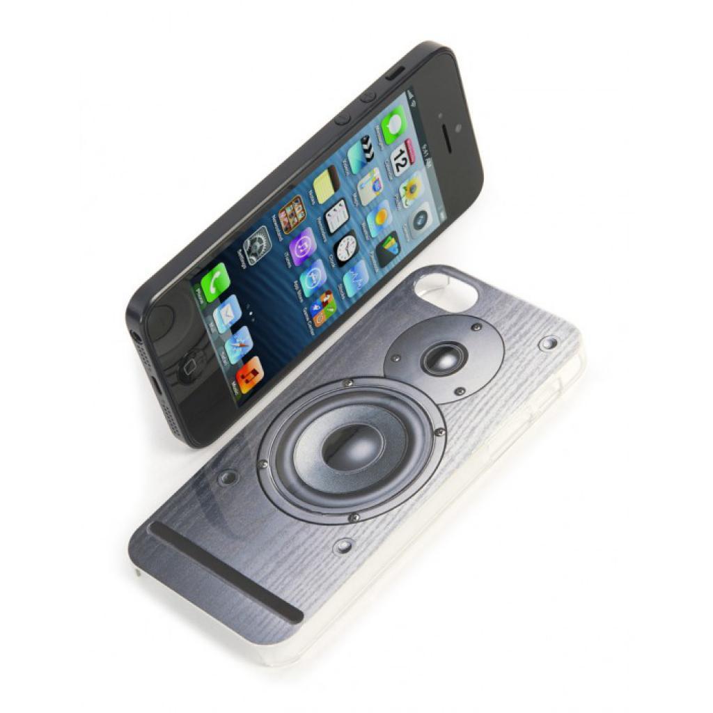 Чехол для моб. телефона Tucano iPhone 5/5S Delikatessen back cover (IPH5-D-AL) изображение 4