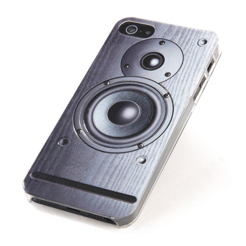 Чехол для моб. телефона Tucano iPhone 5/5S Delikatessen back cover (IPH5-D-AL) изображение 5