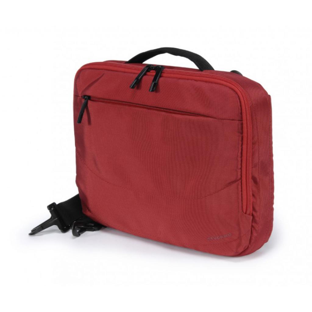 """Сумка для ноутбука Tucano 10"""" Slim case/RED (BNW10-R) изображение 2"""