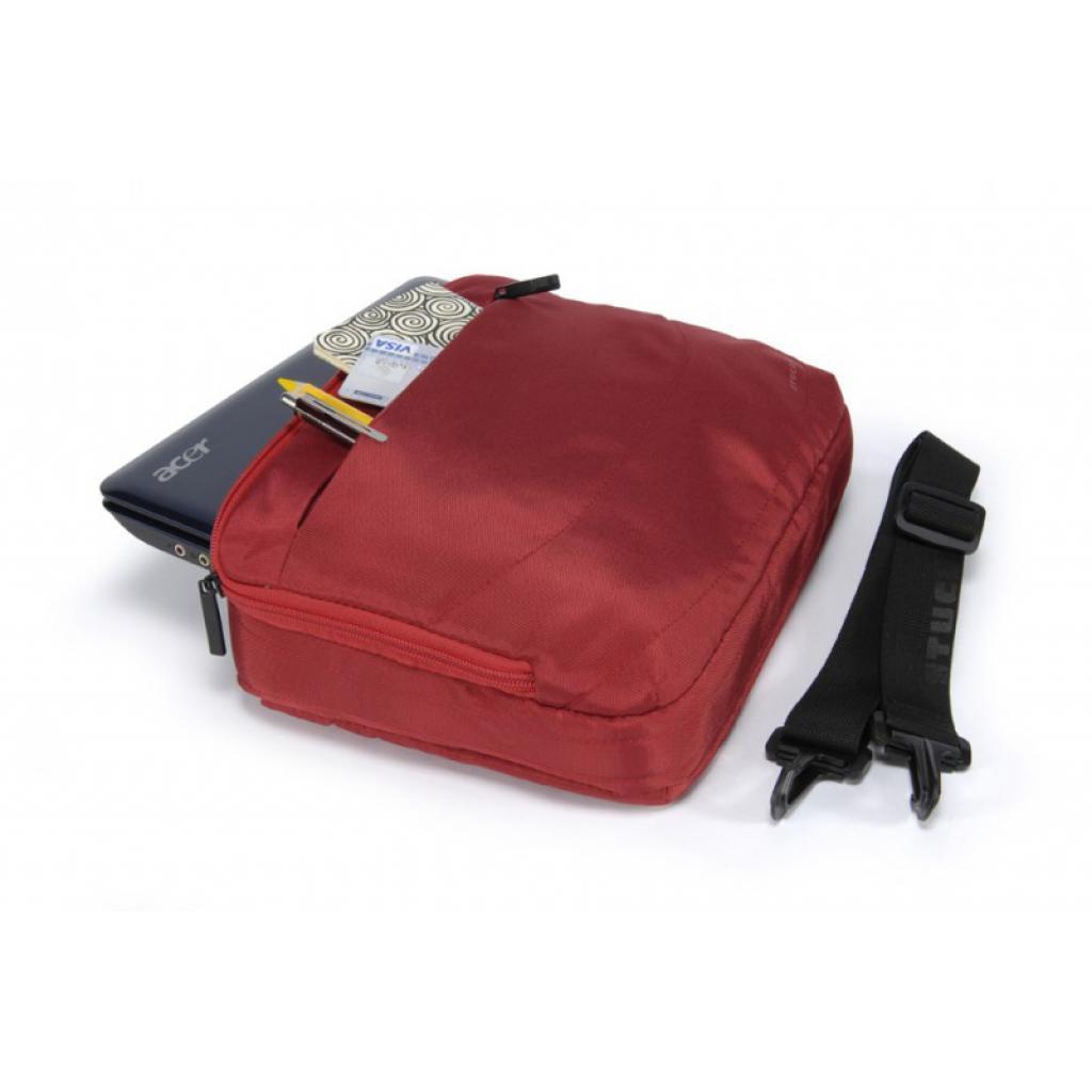"""Сумка для ноутбука Tucano 10"""" Slim case/RED (BNW10-R) изображение 3"""