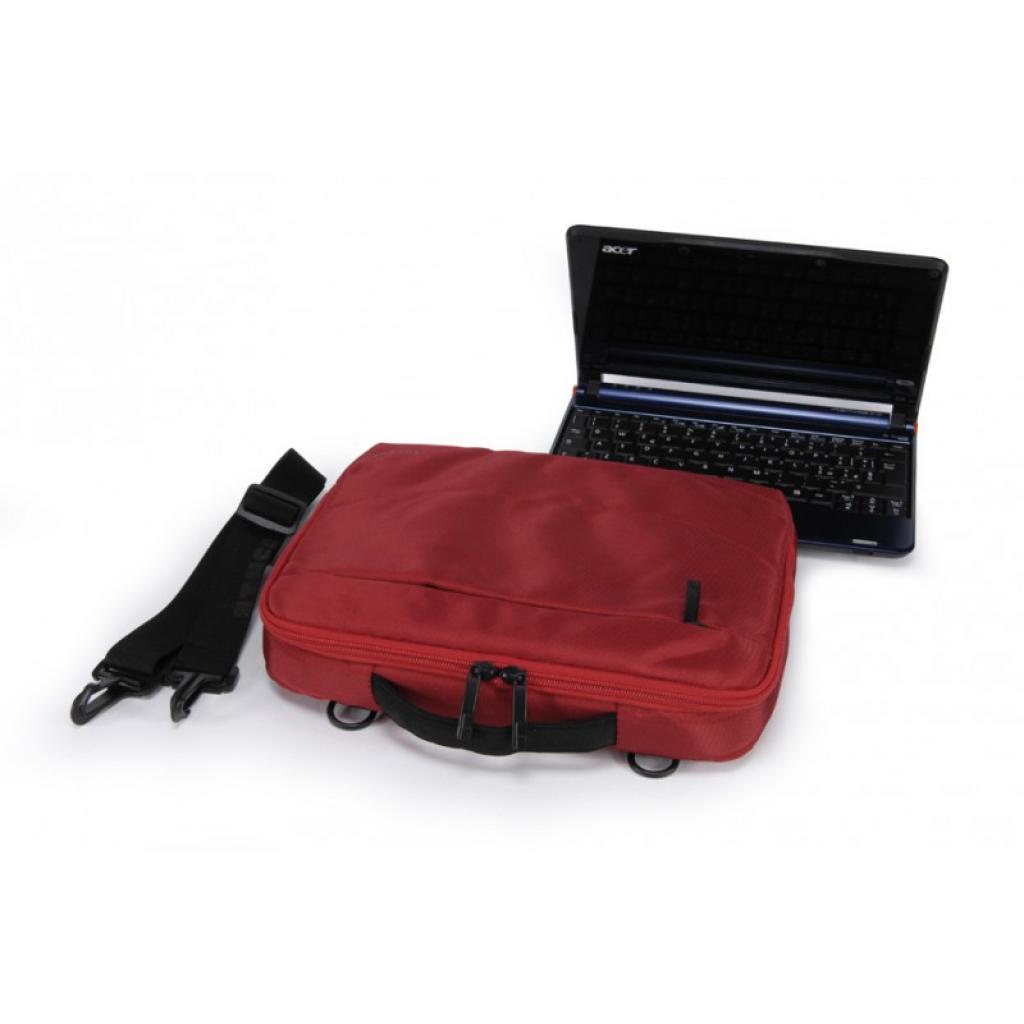 """Сумка для ноутбука Tucano 10"""" Slim case/RED (BNW10-R) изображение 4"""