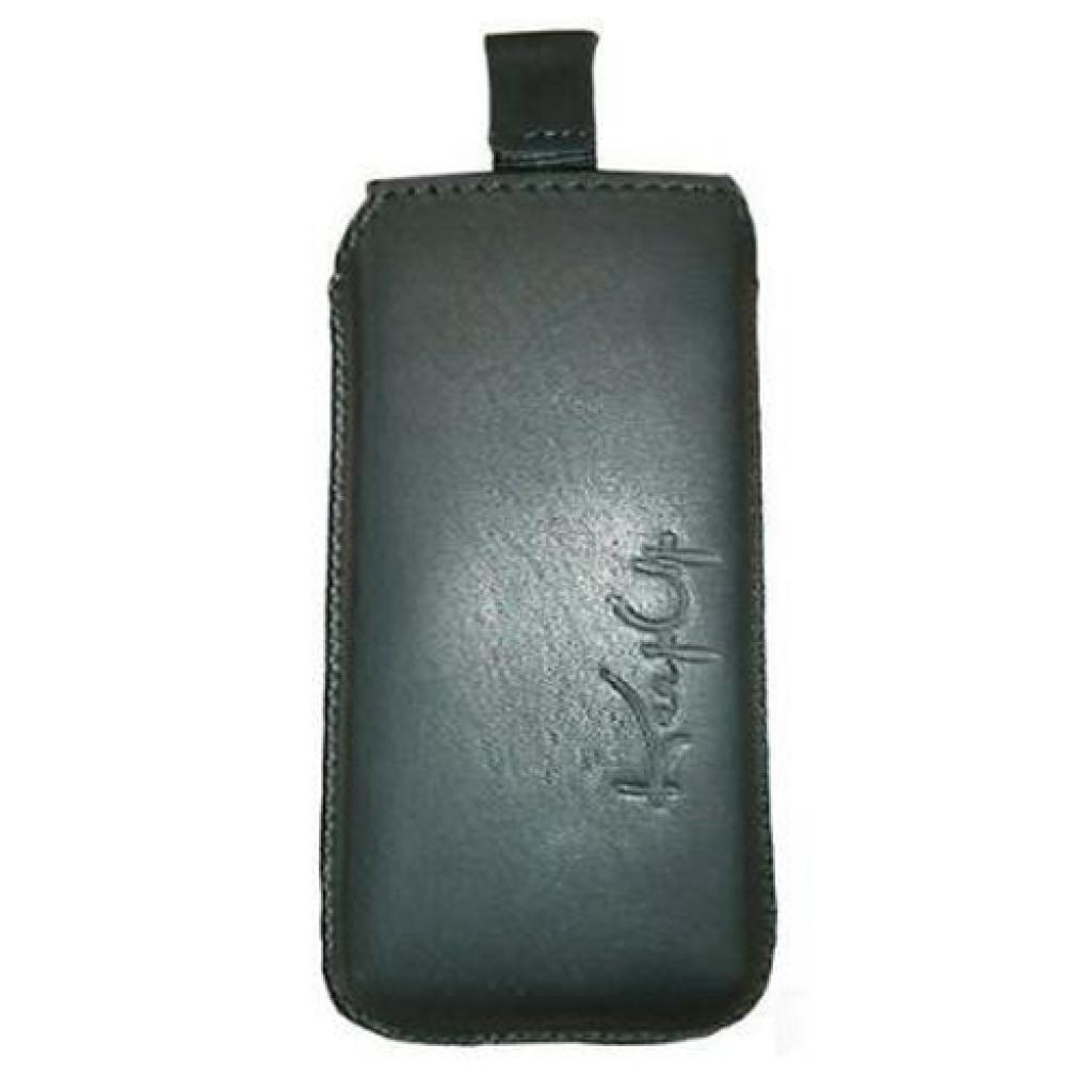 Чехол для моб. телефона KeepUp для Samsung i8160 Galaxy Ace II Black lak/pouch (00-00007471)