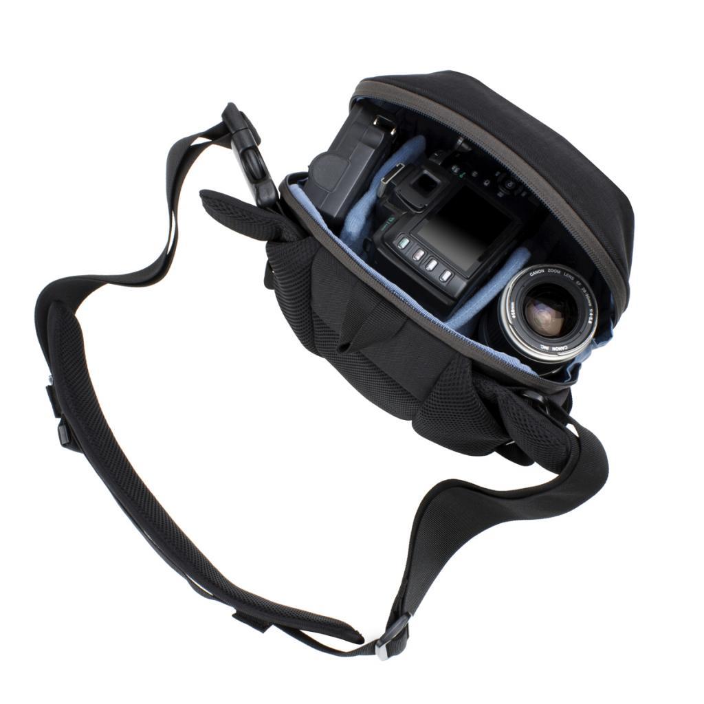Фото-сумка Crumpler Quick Escape 600 (dull black) (QE600-001) изображение 2