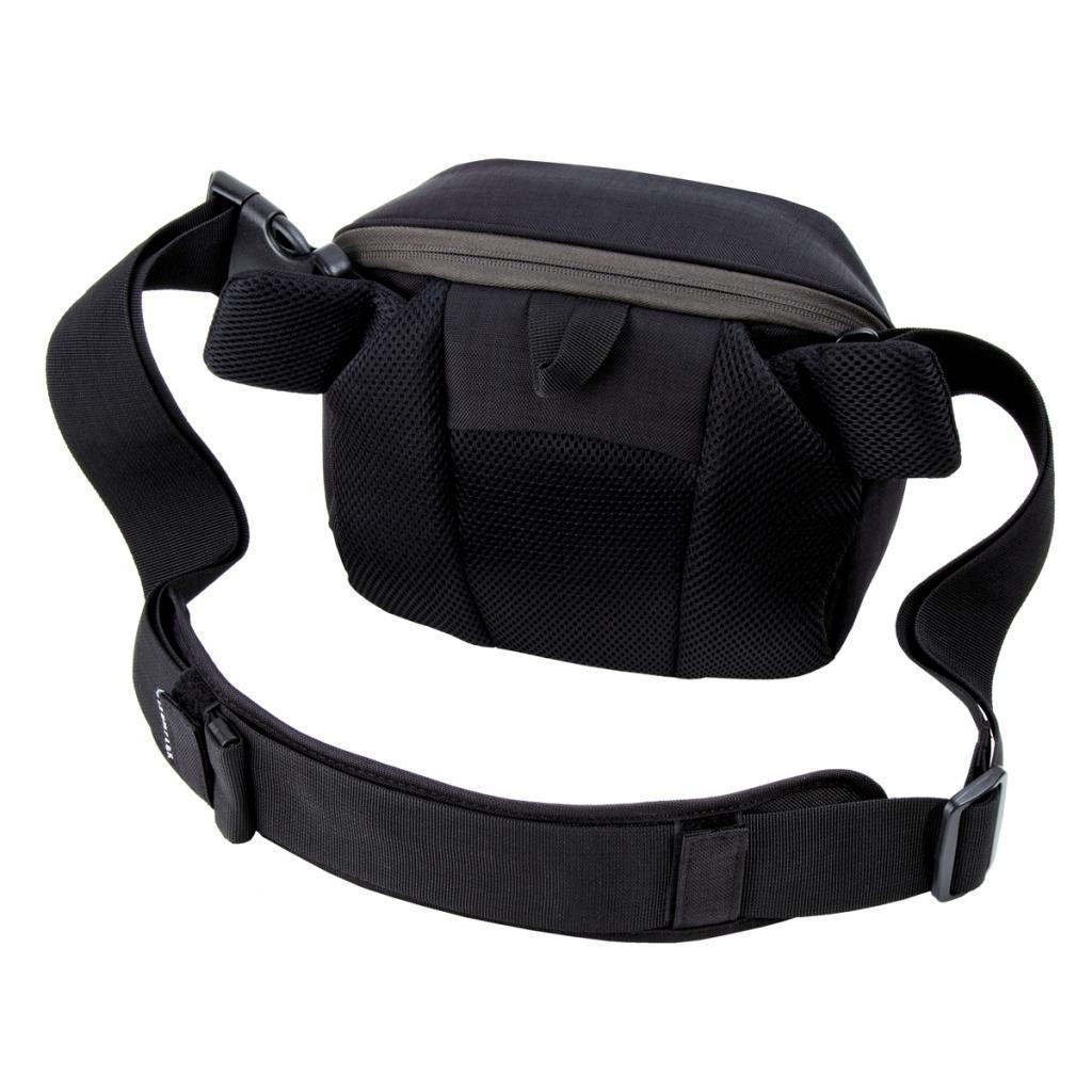 Фото-сумка Crumpler Quick Escape 600 (dull black) (QE600-001) изображение 3