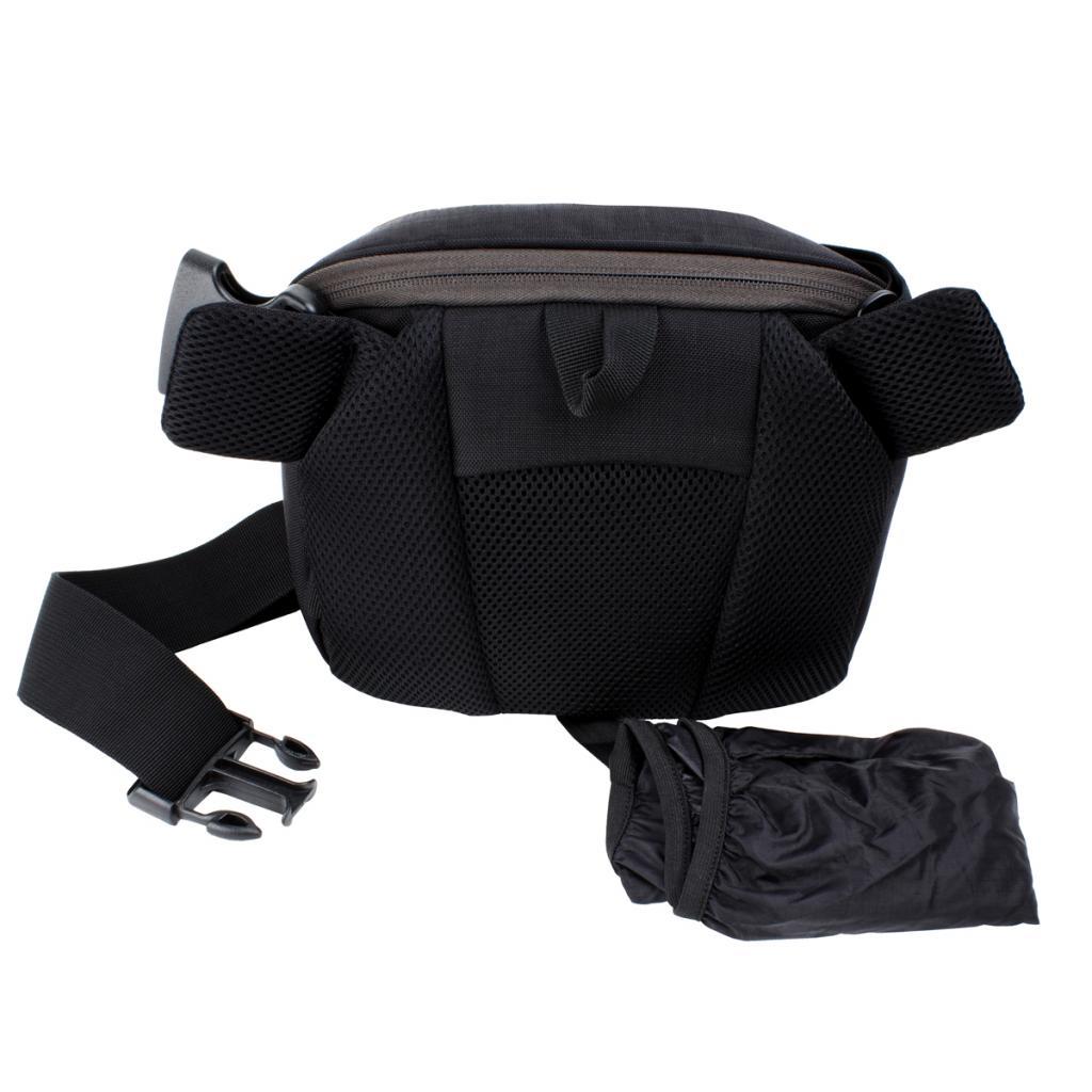 Фото-сумка Crumpler Quick Escape 600 (dull black) (QE600-001) изображение 5