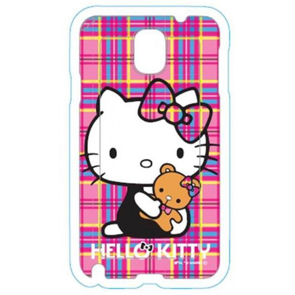 Чехол для моб. телефона Hello Kitty GALAXY Note3 case (SANI-07KTB)