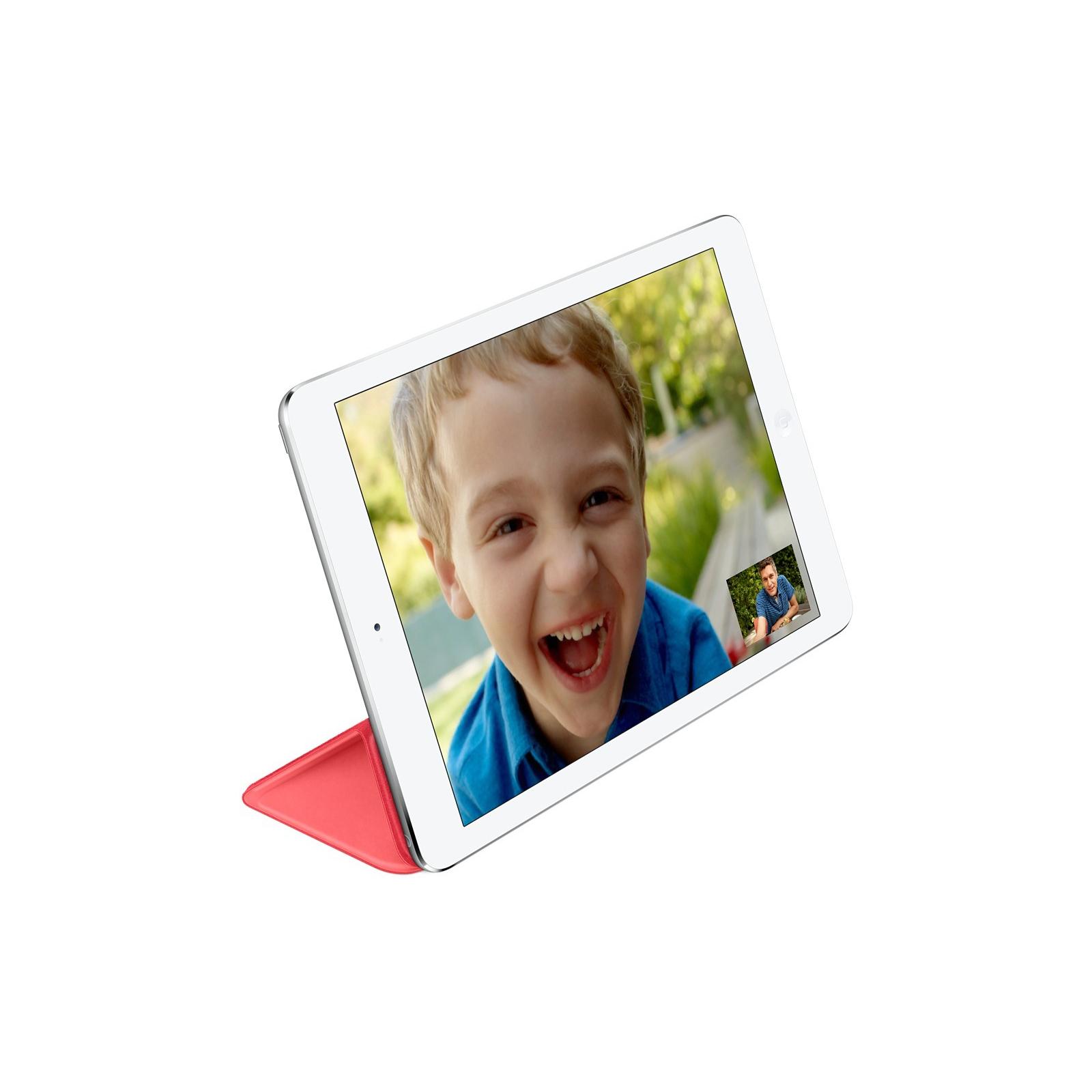 Чехол для планшета Apple Smart Cover для iPad Air (pink) (MF055ZM/A) изображение 3
