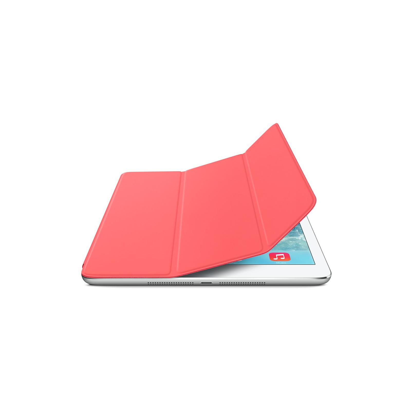 Чехол для планшета Apple Smart Cover для iPad Air (pink) (MF055ZM/A) изображение 4
