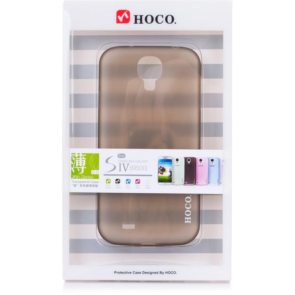 Чехол для моб. телефона HOCO для Samsung I9500 Galaxy S4 Ultra Thin/ HS-L002/Black (6095693)