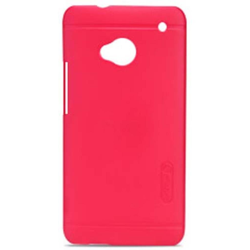 Чехол для моб. телефона NILLKIN для HTC ONE/M7 /Super Frosted Shield/Red (6065713)