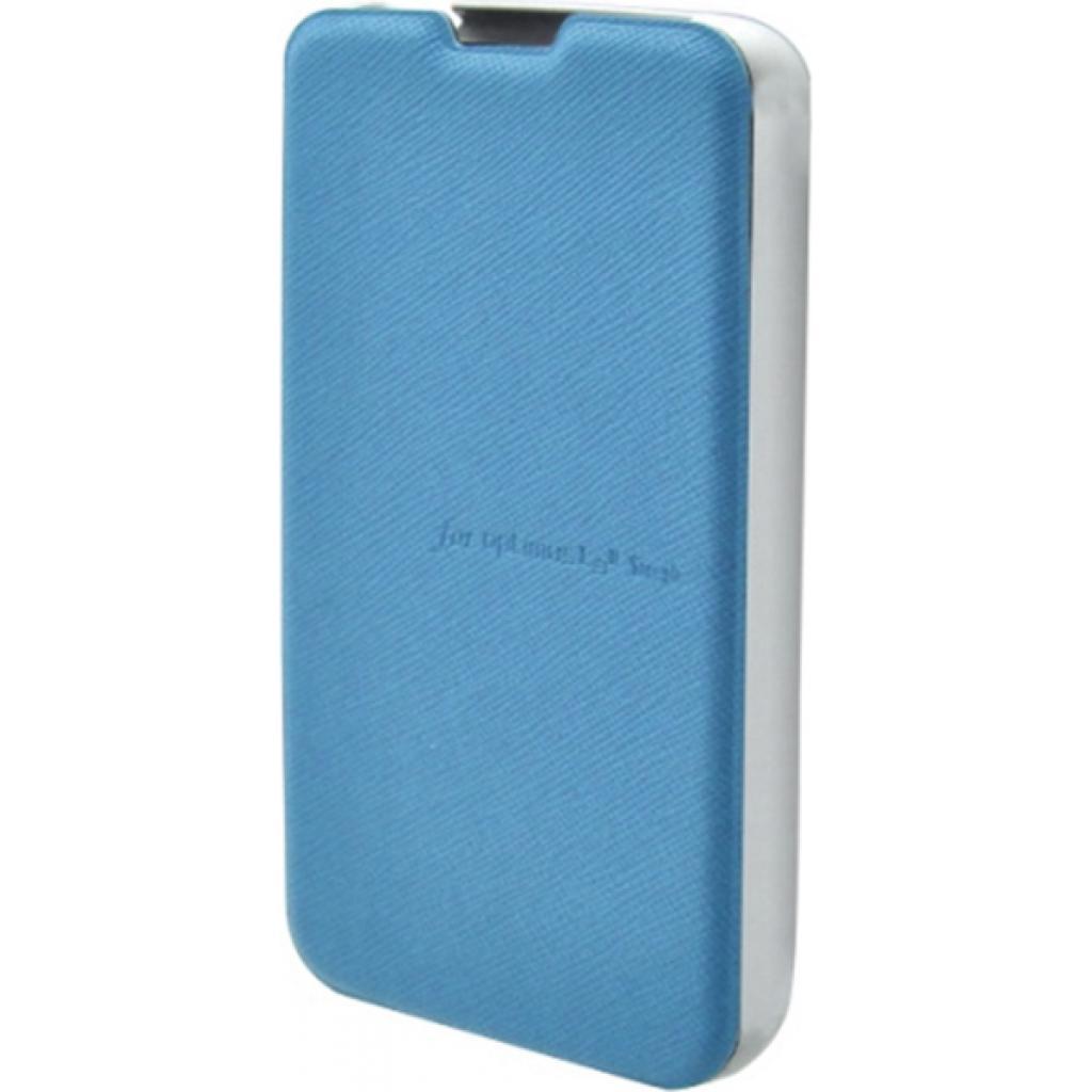 Чехол для моб. телефона VOIA для LG E445 Optimus L4II Dual /Flip/Mint (6068225)