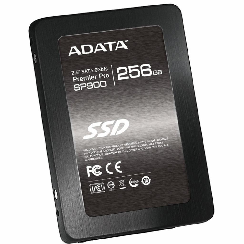 """Накопитель SSD 2.5"""" 256GB ADATA (ASP900S3-256GM-C) изображение 2"""
