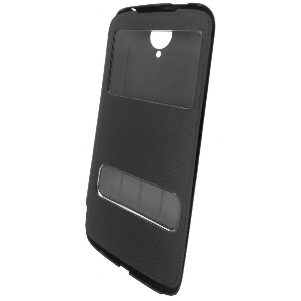 Чехол для моб. телефона GLOBAL для Lenovo S820 (черный) (1283126459597) изображение 2