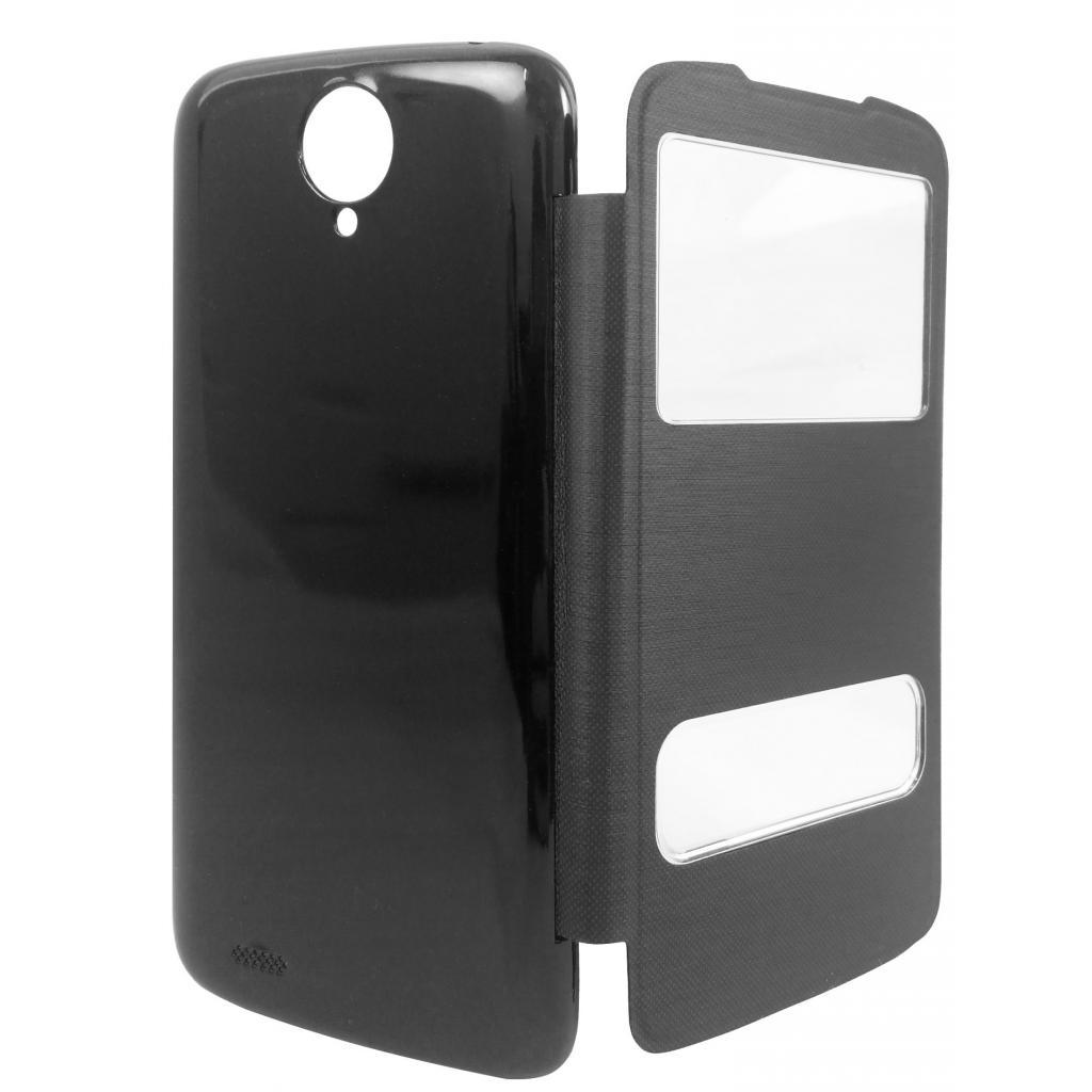 Чехол для моб. телефона GLOBAL для Lenovo S820 (черный) (1283126459597)