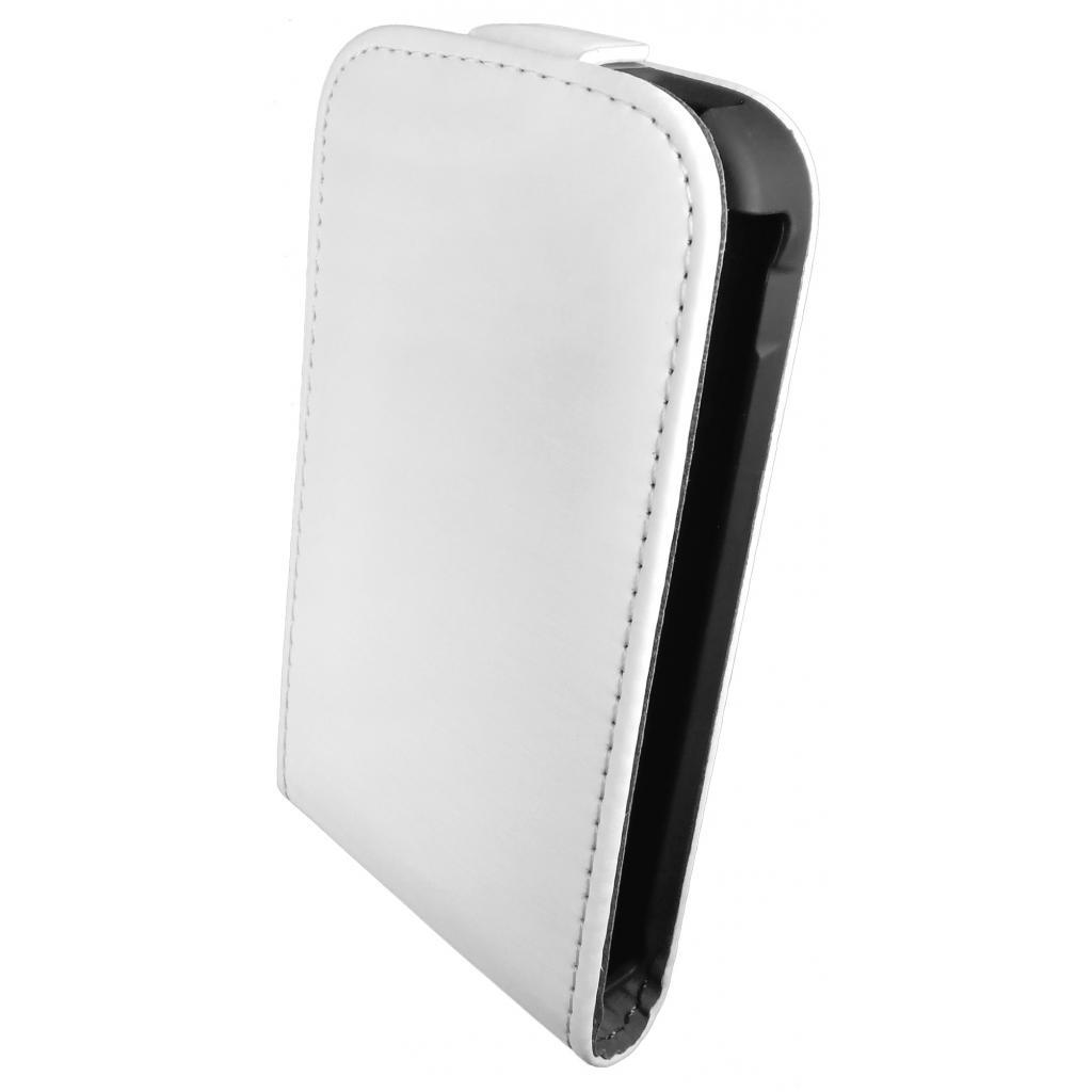 Чехол для моб. телефона GLOBAL для Samsung i8160 Galaxy Ace II (белый) (1283126446801) изображение 2