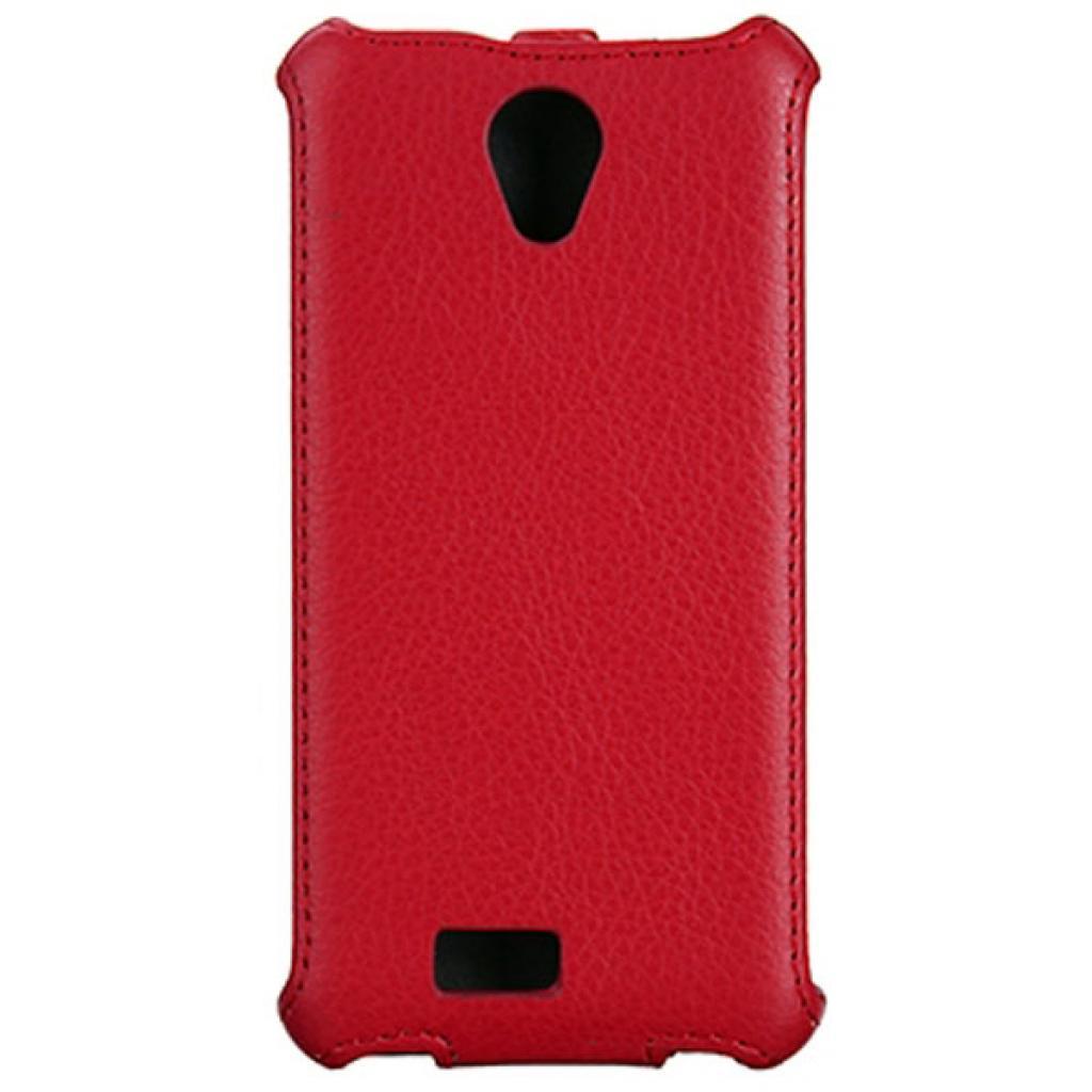 Чехол для моб. телефона Vellini для Fly IQ4416 Red /Lux-flip / (214773) (214773) изображение 2